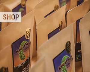 Buy NZ organic coffee