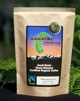 Kahurangi sunrise fair trade coffee