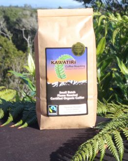 Paparoa Thunder Ground organic coffee