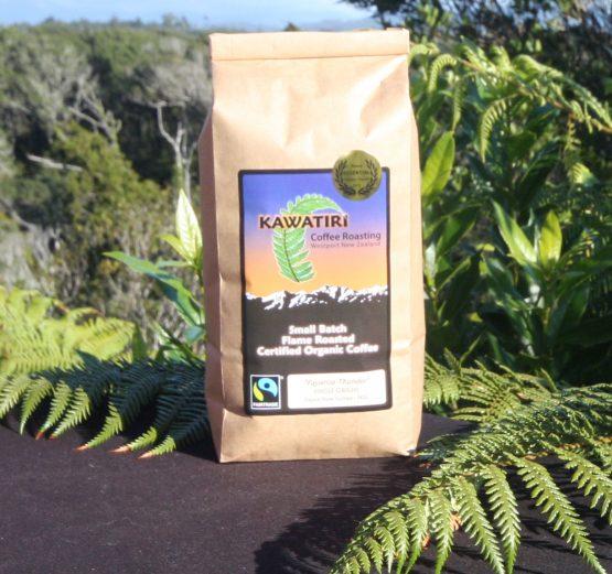 Paparoa Thunder Ground organic coffee