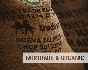 Kawatiri Fairtrade and organic coffee